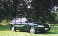 1991 MG Maestro Overview