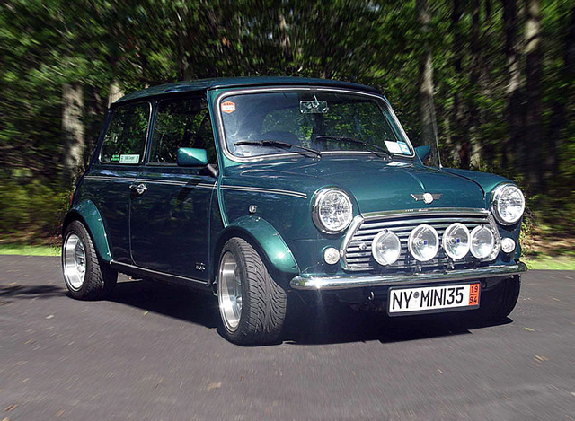 Picture of 1970 Austin Mini, exterior