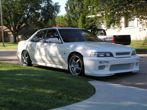 1991 Acura Legend 4 Dr LS