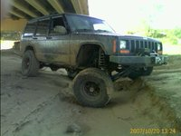 Picture of 2000 Jeep Cherokee Sport 4WD, exterior, gallery_worthy