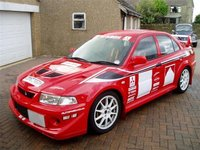 Picture of 2001 Mitsubishi Lancer Evolution, exterior, gallery_worthy
