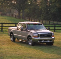 Picture of 2001 Ford F-250 Super Duty Lariat 4WD Crew Cab SB, exterior