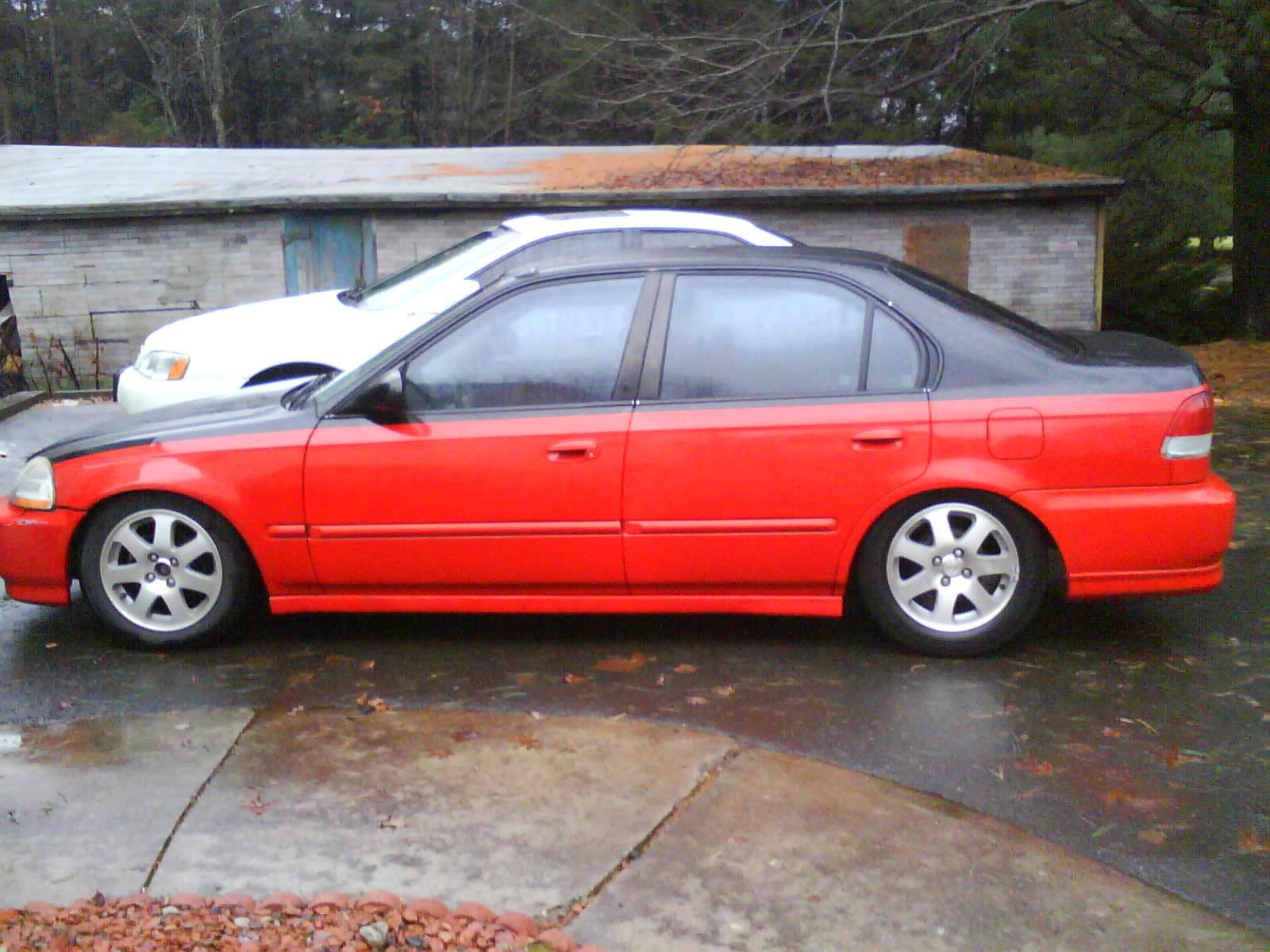 1998 Honda Civic - Pictures