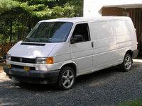 1995 Volkswagen EuroVan Overview