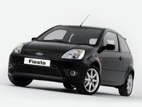 Picture of 2003 Ford Fiesta, exterior