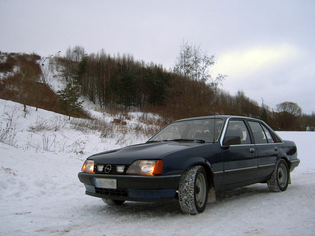 Picture of 1983 Opel Rekord
