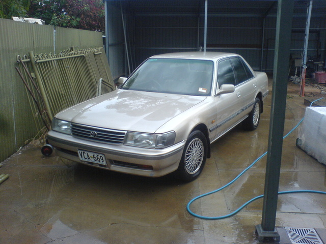 Picture of 1991 Toyota Cressida