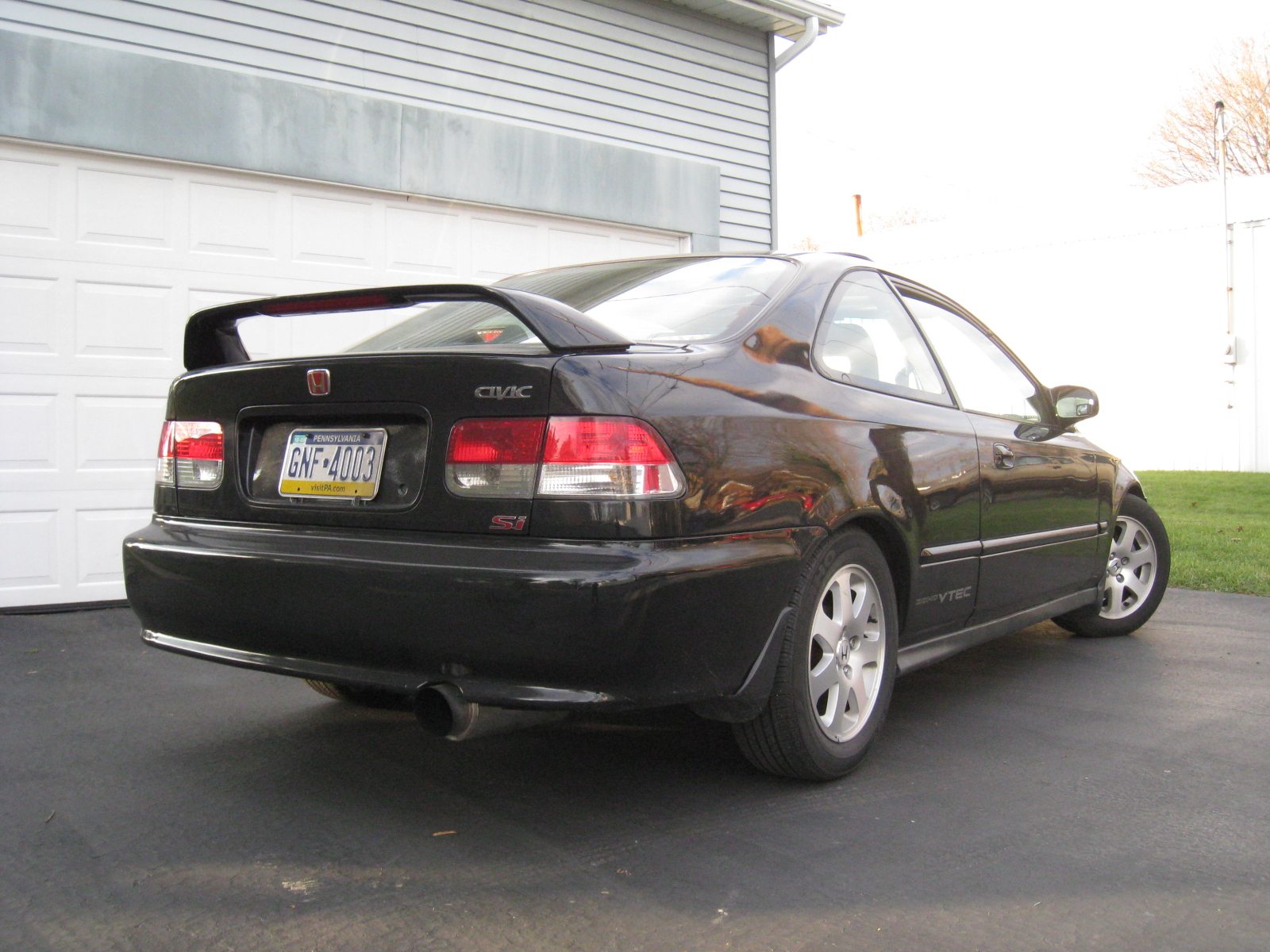 2000 honda civic si - photo #9
