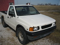1992 Isuzu Pickup Overview