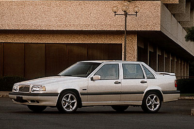 1997 Volvo 850 4 Dr STD Sedan picture, exterior