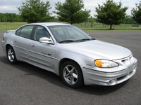 2001 Pontiac Grand Am GT picture, exterior