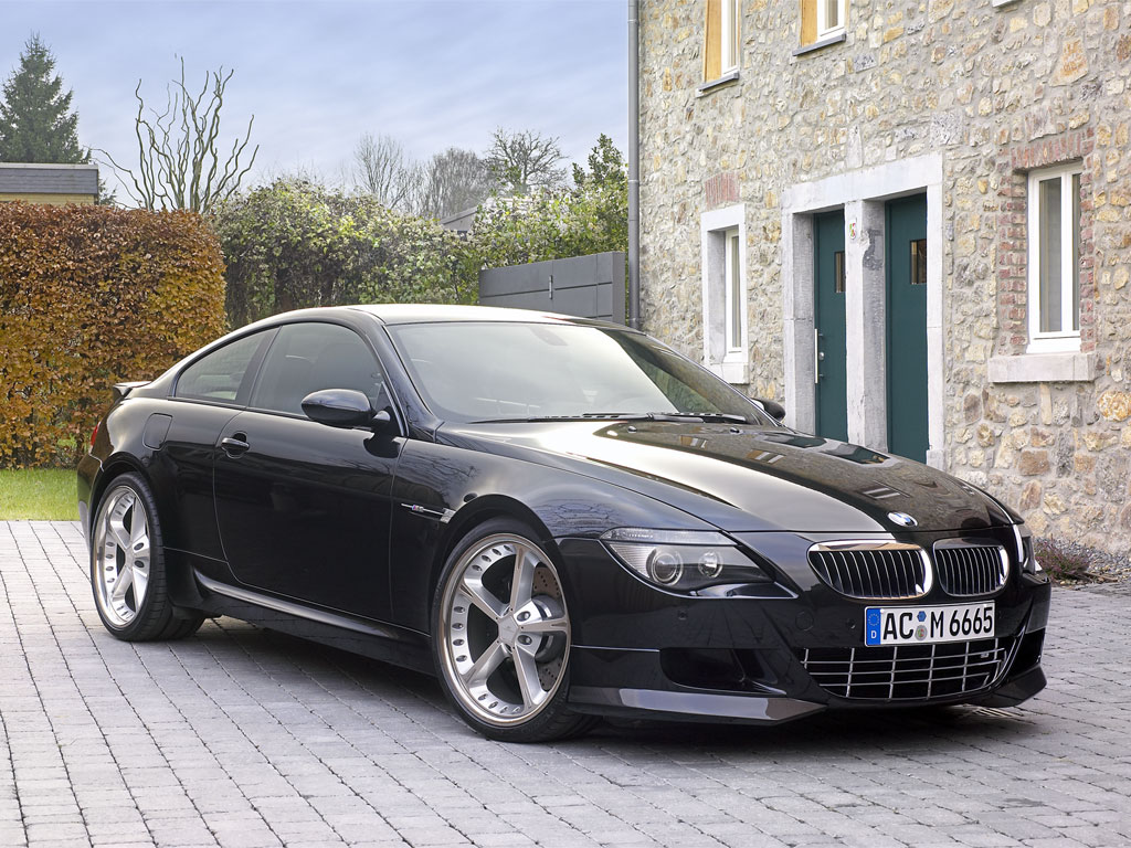 2008 BMW M6 Coupe picture