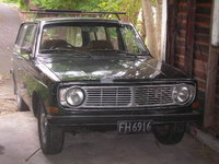 1969 Volvo 144 Overview