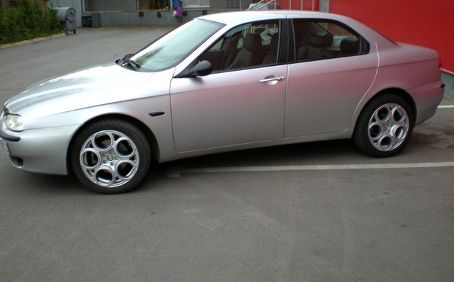 Picture of 1997 Alfa Romeo 156