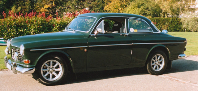 Picture of 1959 Volvo Amazon
