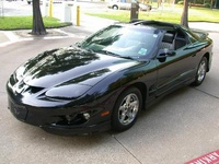 2000 Pontiac Firebird Base, 2000 Pontiac Firebird 2 Dr STD Hatchback picture, exterior