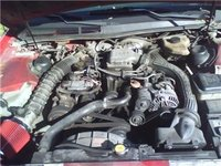 1992 Ford Thunderbird SC, my sc engine, engine