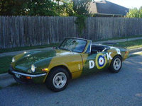Picture of 1972 Triumph Spitfire, exterior, gallery_worthy