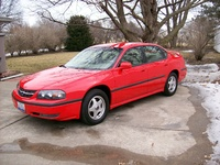 2001 Chevrolet Impala Overview