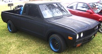 1978 Datsun 620 Pick-Up picture, exterior