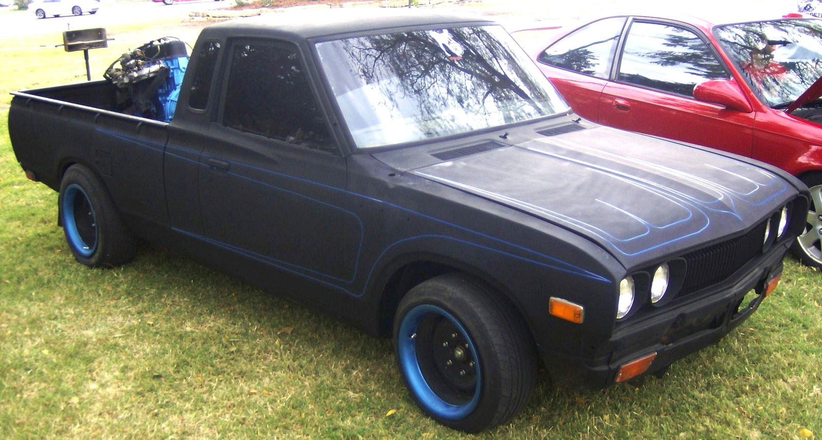 1978 Datsun 620 Pick Up Pictures Cargurus