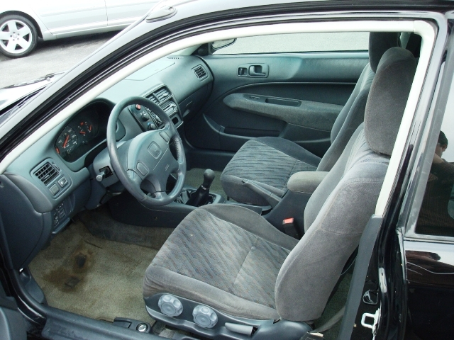 1999 Honda Civic 2 Dr Si Coupe