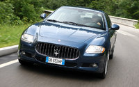 Picture of 2009 Maserati Quattroporte, exterior, gallery_worthy