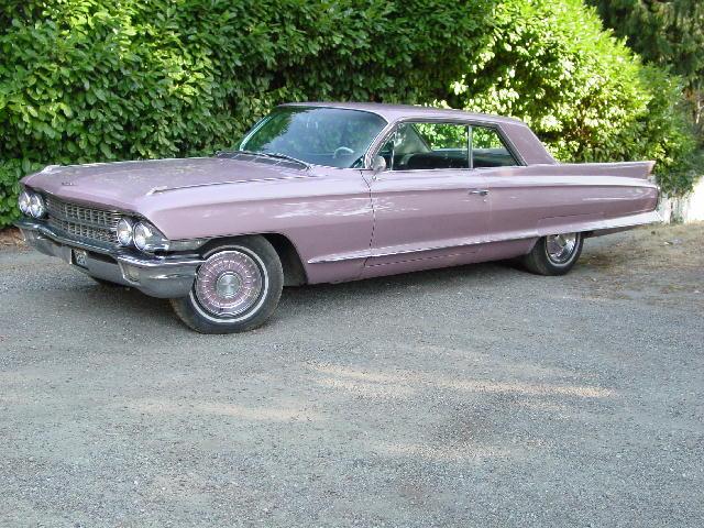 1962 Cadillac DeVille picture, exterior