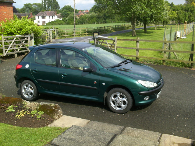 Picture of 1999 Peugeot 206, exterior, gallery_worthy