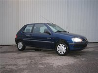 Picture of 1998 Peugeot 106, exterior, gallery_worthy
