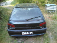 1993 Peugeot 306 Overview