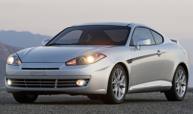 Picture of 2008 Hyundai Tiburon GT, exterior, gallery_worthy