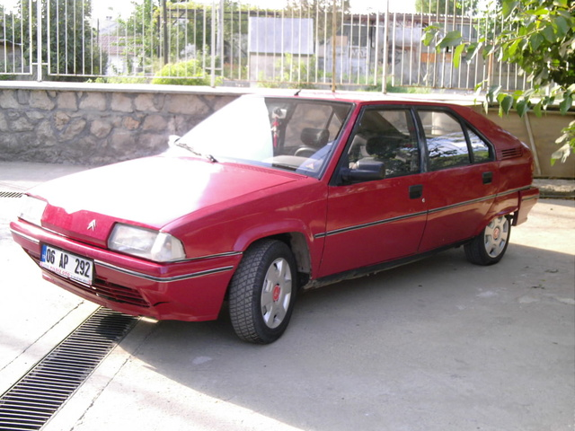 Picture of 1994 Citroen BX