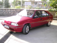 1994 Citroen BX Overview