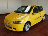 2003 FIAT Punto Picture Gallery