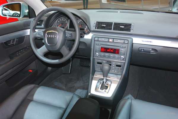 2007 audi a4 interior pictures cargurus. Black Bedroom Furniture Sets. Home Design Ideas