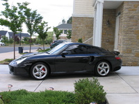 2001 Porsche 911 Turbo AWD, 2001 Porsche 911 2 Dr Turbo AWD Coupe picture, exterior