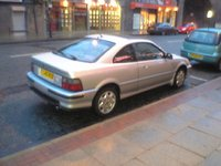 1994 Rover 216 Overview