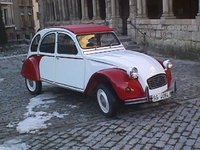 1988 Citroen 2CV Overview