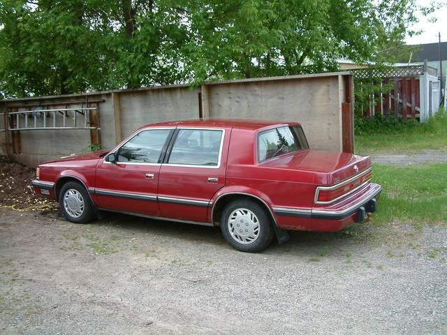 Picture of 1990 Dodge Dynasty