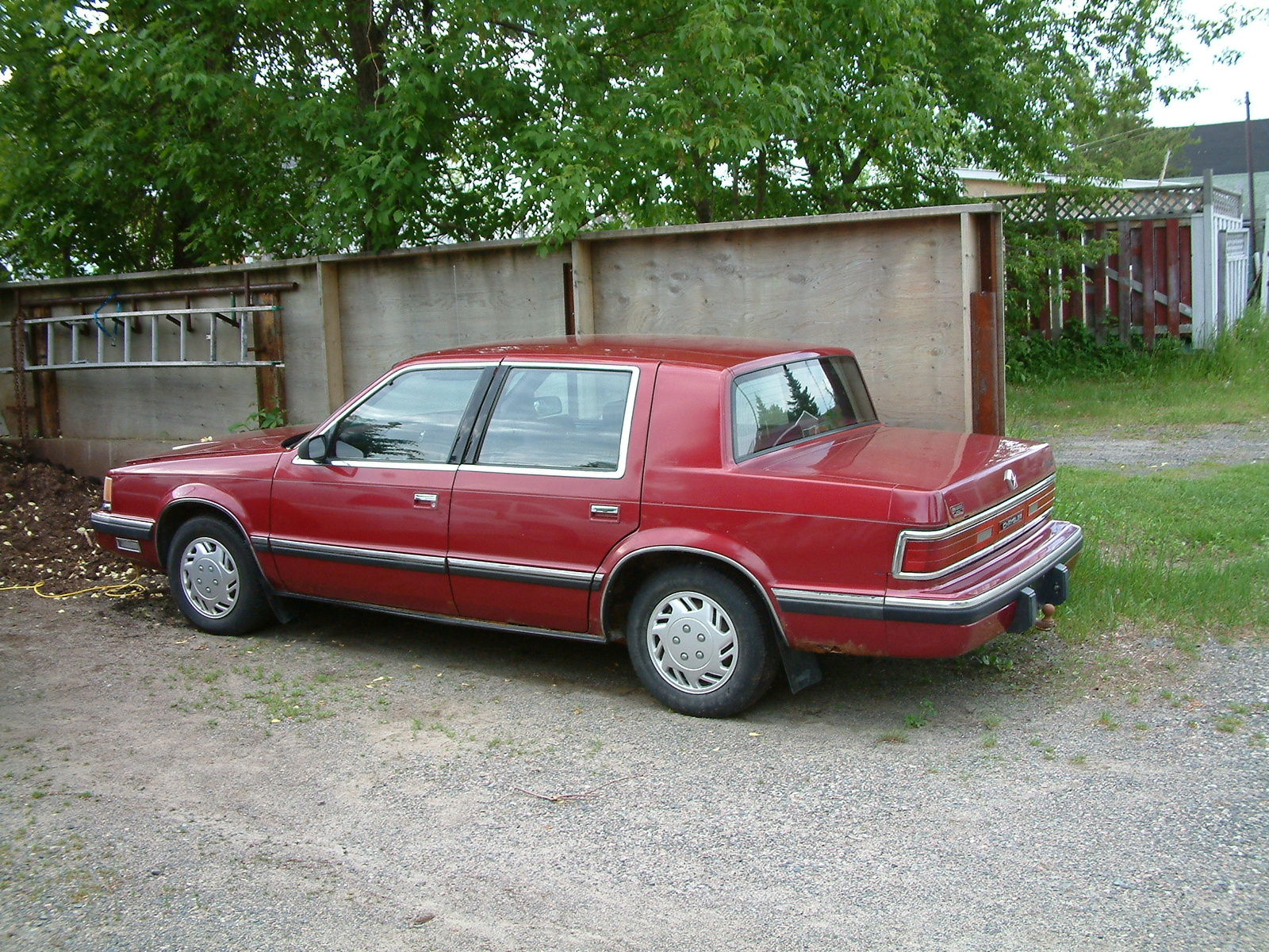 1990 Chrysler Dynasty picture