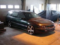 1996 Opel Omega Overview