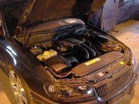 Picture of 1996 Opel Omega, engine, gallery_worthy