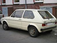 1982 Volkswagen Rabbit, Looked just like that , exterior