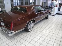 1983 Cadillac Eldorado Overview