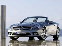 Picture of 2009 Mercedes-Benz SL-Class, exterior, gallery_worthy
