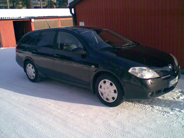 Picture of 2003 Nissan Primera, exterior, gallery_worthy