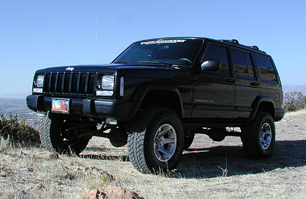 Picture of 1994 Jeep Cherokee 4 Dr Country 4WD, exterior, gallery_worthy