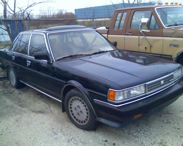 Picture of 1987 Toyota Cressida, exterior, gallery_worthy