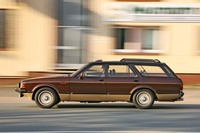 1986 Ford Granada Overview